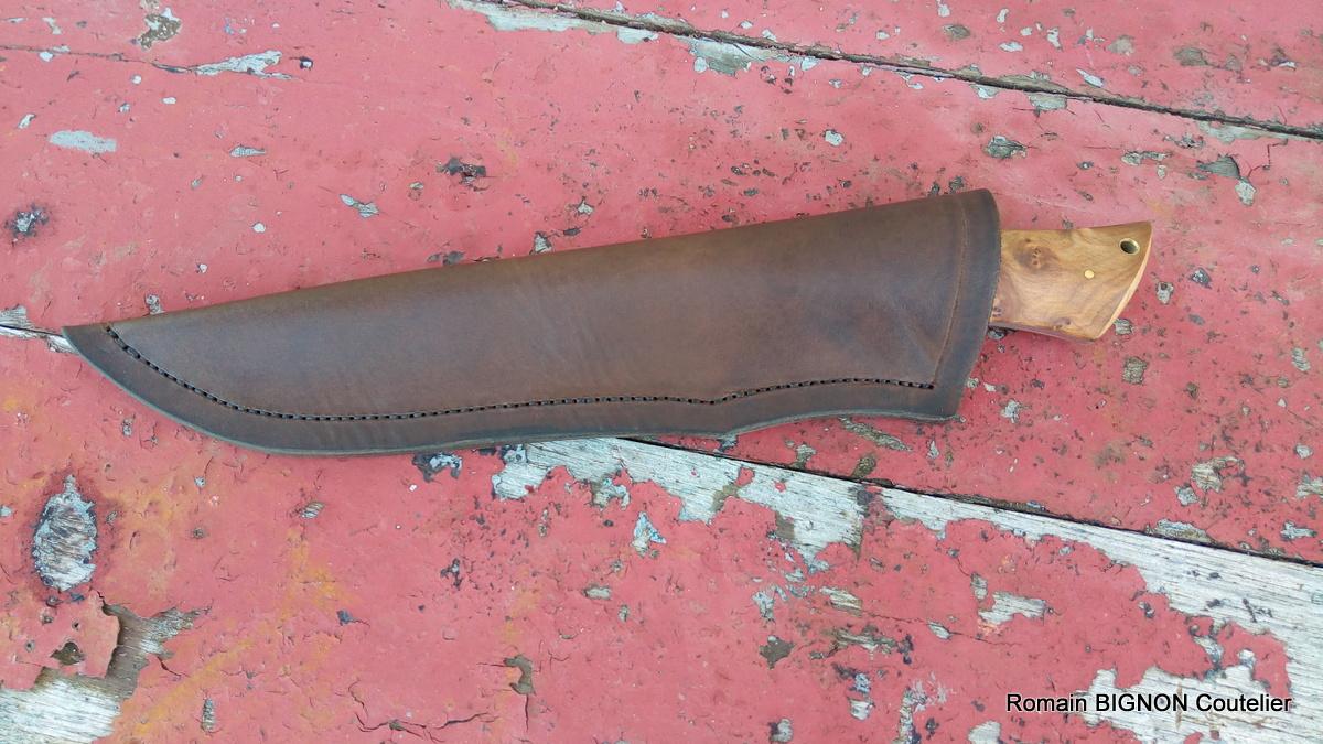 S-couteau droit 14C28N 4mm loupe de thuya (8)