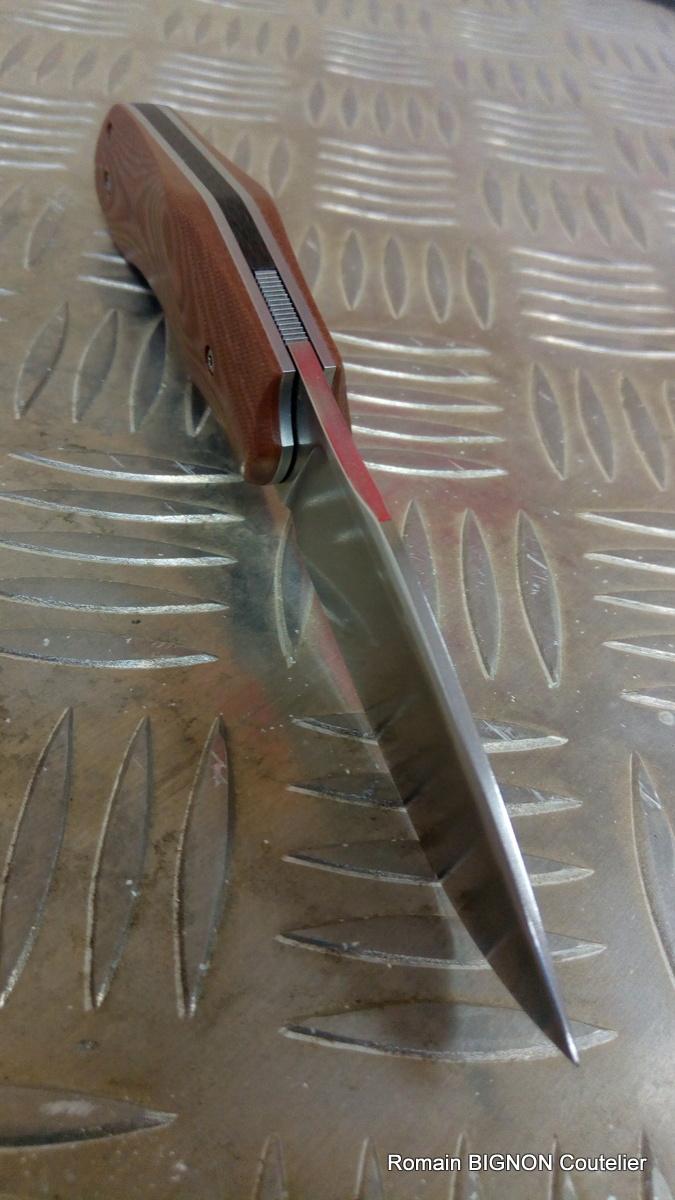 MINIBIB'S EVO 1 micarta marron D2 (14)